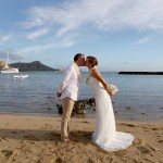 Hilton Beach Wedding Photo