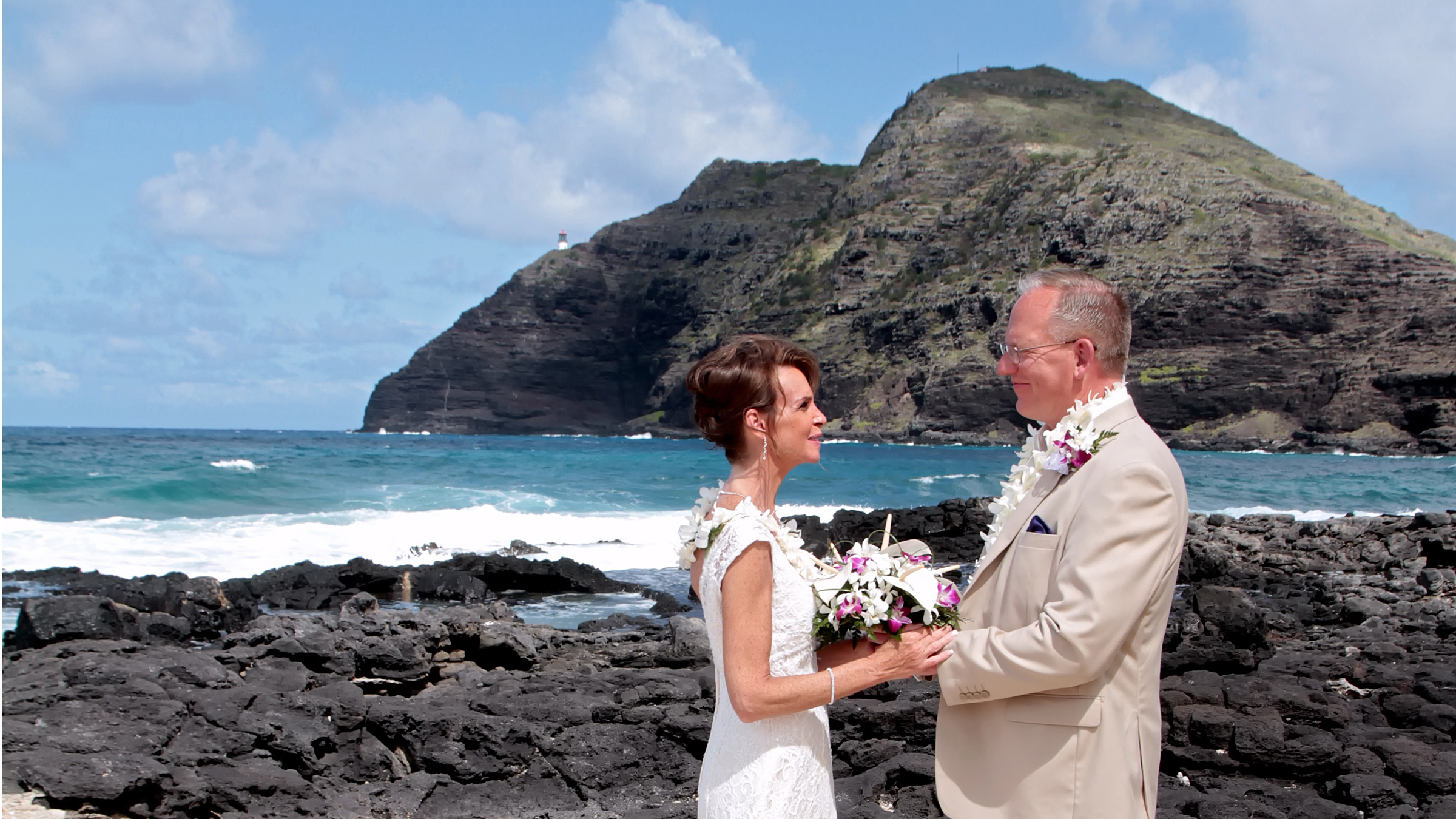 Images Of Beautiful Gardens Makapu U Beach Weddings