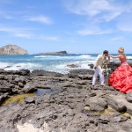 Makapu'u Wedding Photo