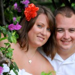 Waikiki Gardens Wedding Photo